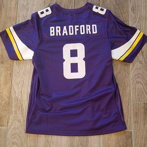 NFL Tops - MN Vikings Sam Bradford NFL jersey